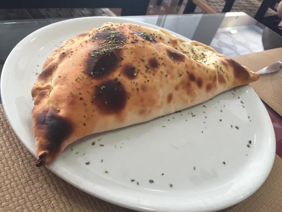 Pizzaria Bella Napoli : A nossa experiência