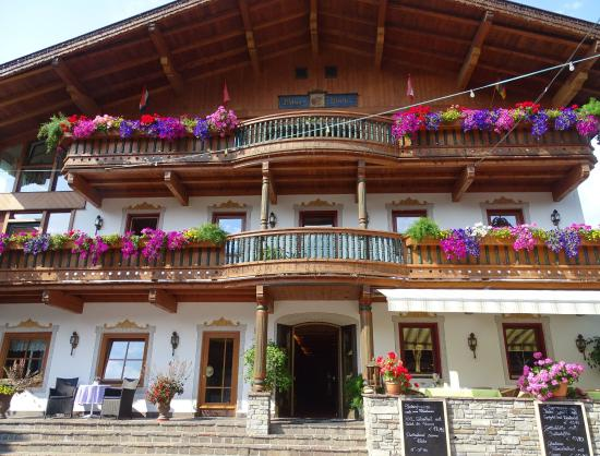Hotel Metzgerwirt Fieberbrunn Osterreich