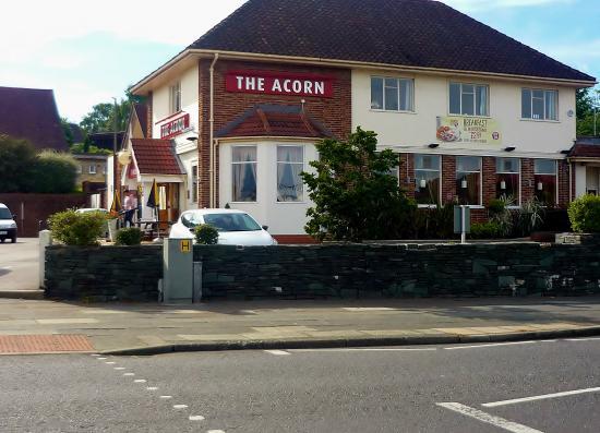 The Acorn Hotel: The Acorn, Bebington