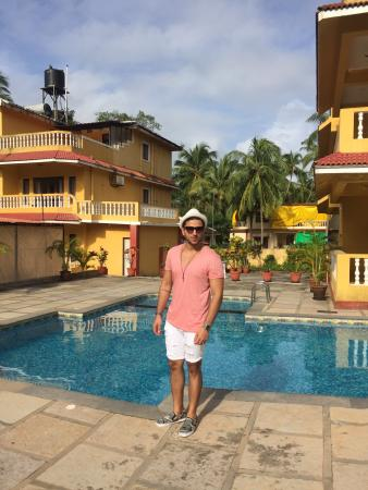 Lovely Memories Picture Of Marina Bay Beach Resort Candolim