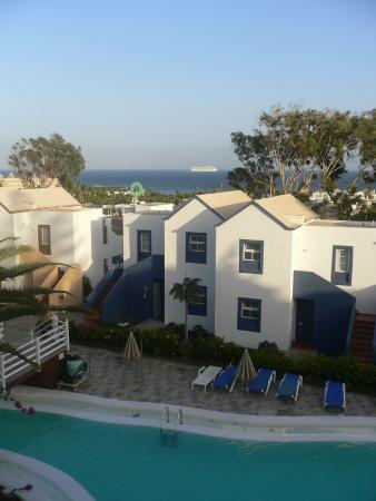 Apartamentos THe Morromar: Piscine (tranquille)