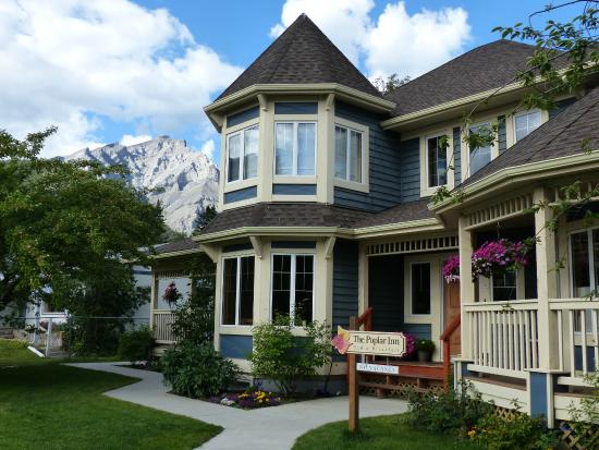 The Poplar Inn: Poplar Inn, Banff.