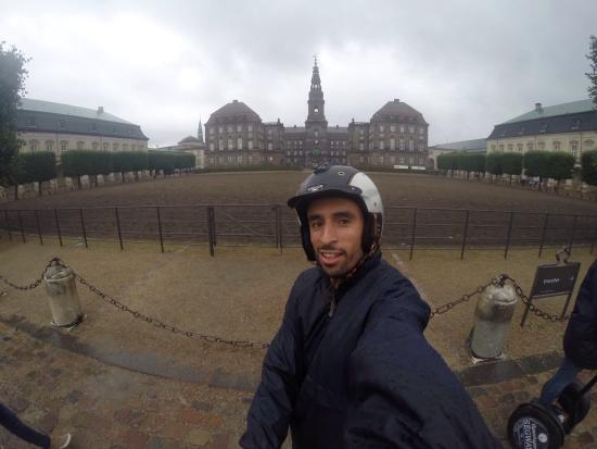 Christiansborg Slott: Was good to see! Wanted to roam on the Segway where the horses were trained! Is that so bad?!🙈