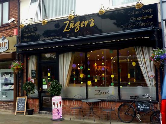 Brilliant Brunch Menu Review Of Zugers Tea Rooms