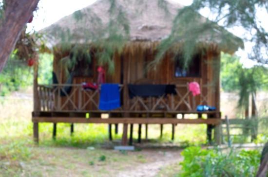 Lazy Beach : Cottage