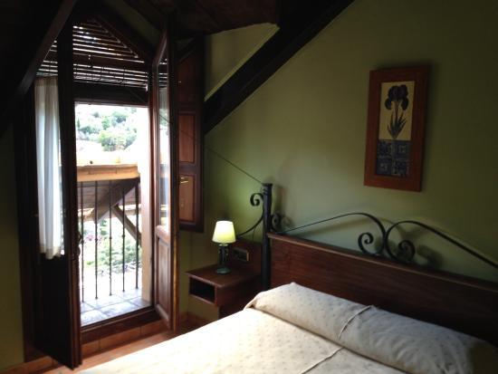 Huerta del Laurel: Room 206