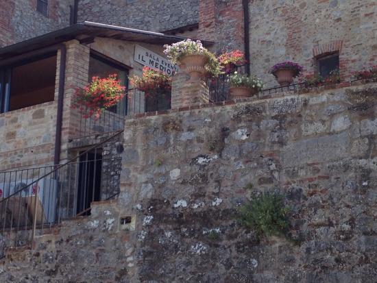 Residenza d'Epoca La Costa: relais tranquillo a Montefollonico