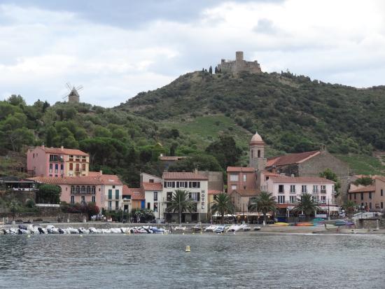 Hotel Boramar: l'hotel vu du fort