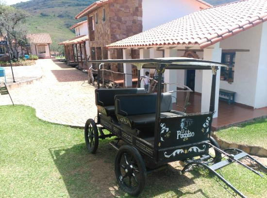 El Pueblito Resort: Areas Aire Libre
