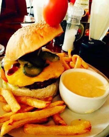 Burger Bistro Clubview Corner Centurion