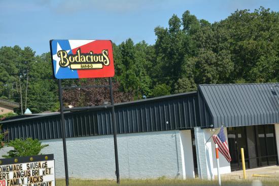 Hallsville, Техас: Bodacious Bar B Q