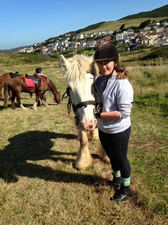 Mullacott Equestrian Centre: Casper