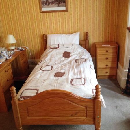 Beersbridge Lodge Guesthouse : 1. Bett