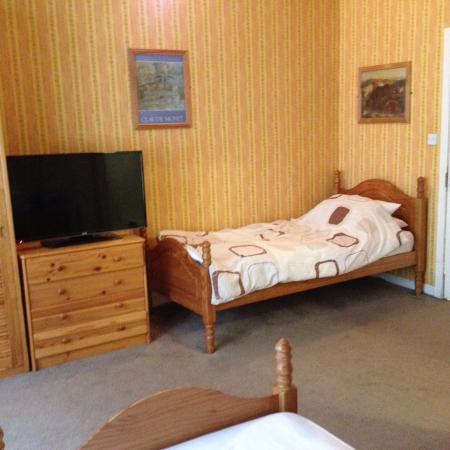 Beersbridge Lodge Guesthouse: 2. Bett