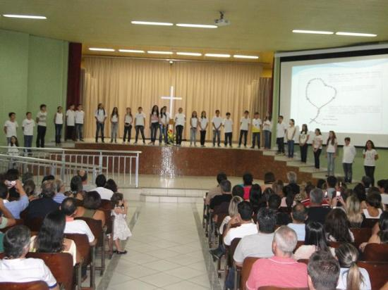 Instituto N.Sra. do Sagrado Coracao - Theater