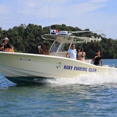 Boca Chica, Panamá: Today inshore tour