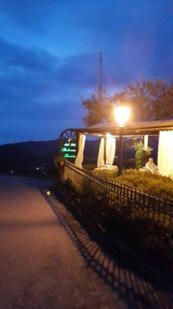 Ristorante Hotel La Rosina: Gazebo