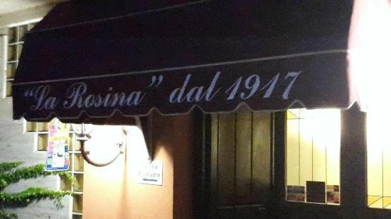 Ristorante Hotel La Rosina: Nearly a century ...