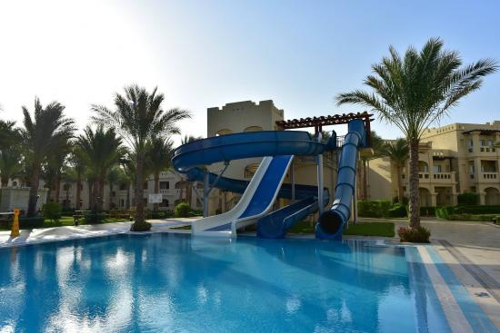Rixos Sharm El Sheikh: The slides