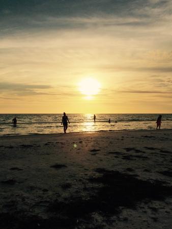 Siesta Beach: Beautiful sand and water