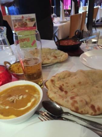 Curry Garden: Mains  - Yummy