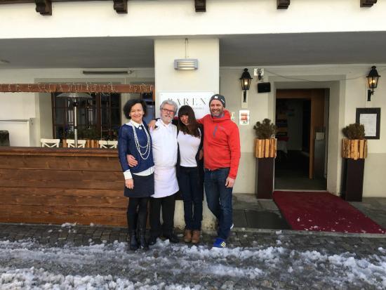 Hotel Schwarzer Bären: The owners