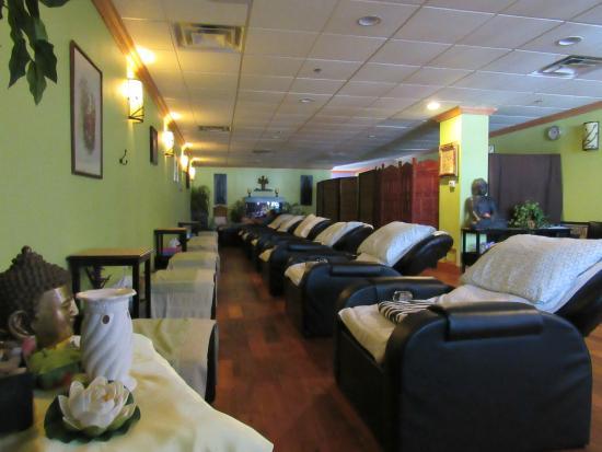 Royal Foot Massage U0026 Reflexology: Massage Chair