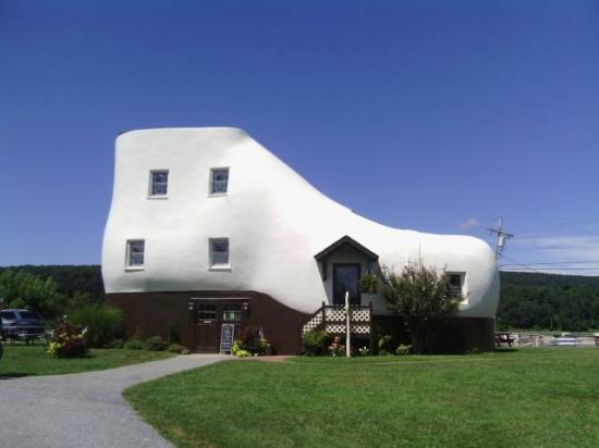 Hellam, PA: Shoe House