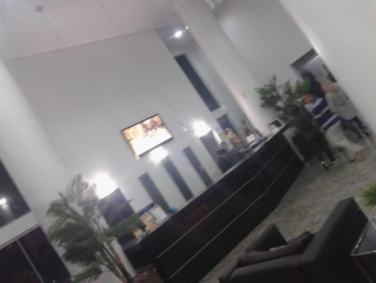 Marrua Hotel: saguão do hotel