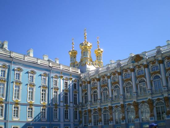 Guide Guru Private Day Tours: Catherine Palace