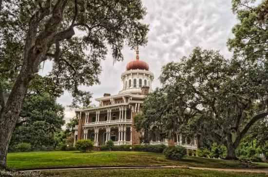 Natchez, Миссисипи: I took this picture on a cloudy day.
