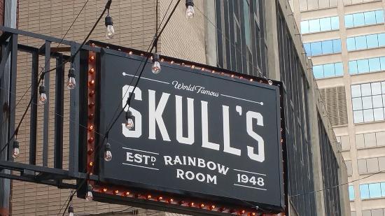 Skull S Rainbow Room Reservations