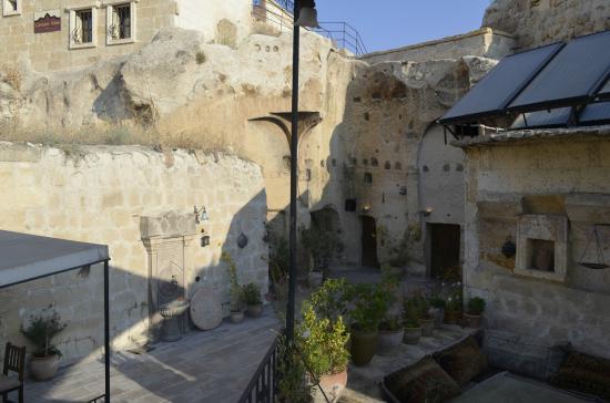 Canyon View Hotel: Courtyard