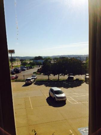 Drury Inn & Suites Fenton-St. Louis: View outside of our room