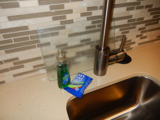 Dish Soap And Dishwasher Tabs Picture Of Staybridge Suites
