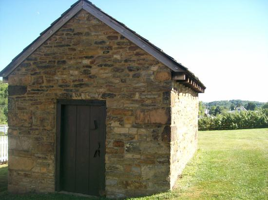 Scottdale, Pensylwania: Smokehouse