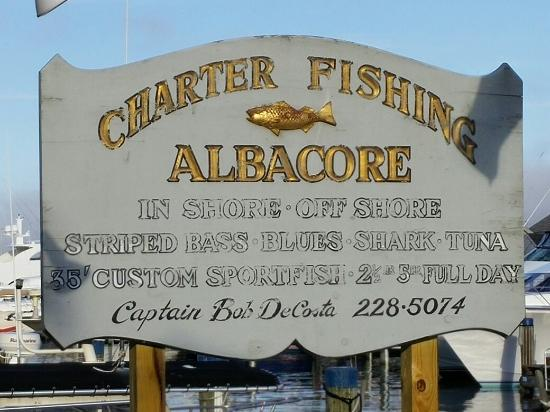 Albacore Charters