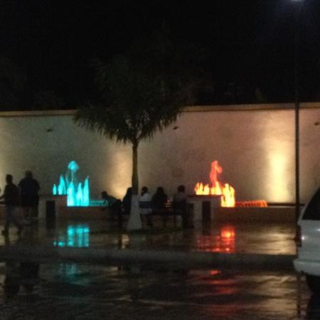 Casa Vieja del Rio: Plaza de luces
