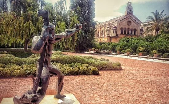 Jard n de las hesp rides picture of jardin de las for Jardin hesperides