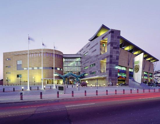 Te Papa Tongarewa (Museum of New Zealand)