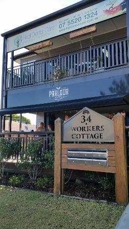 Parlour has the most amazing coffee on the Gold Coast. These guys know what they are doing!