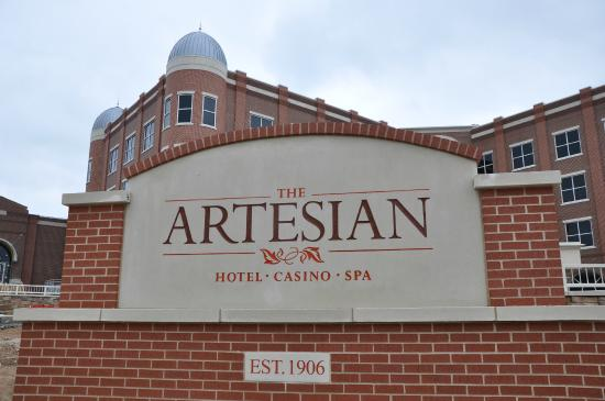 The Artesian Hotel, Casino & Spa