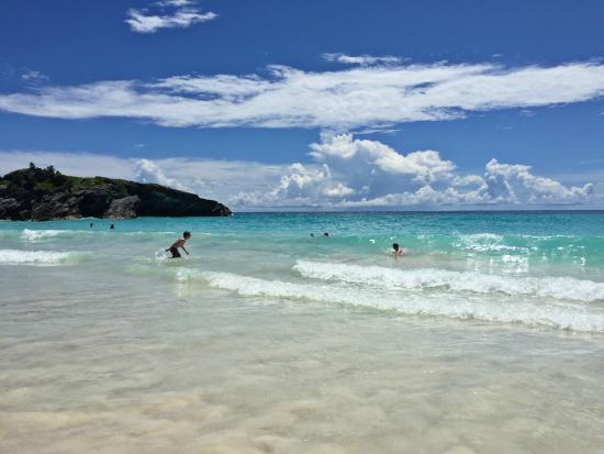 Southampton Parish, Bermuda: Horseshoe Bay Beach, Bermuda
