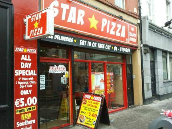 Photo of Pizza Place Four Star Pizza at Ballsbridge, Dublin 2. 51 Shelbourne Road, Dublin, Ireland