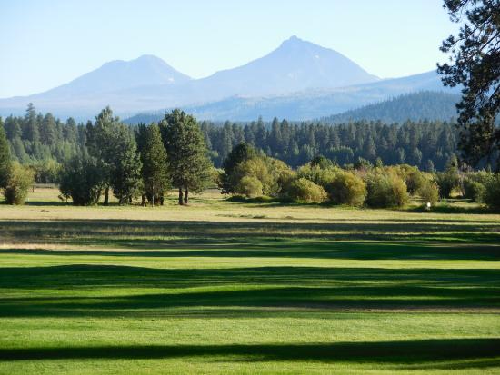 Black Butte Ranch, OR: View from the deck. So awesome!