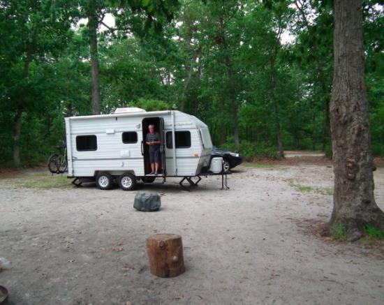 Atsion Family Campground - Picture of Pine Barrens ...