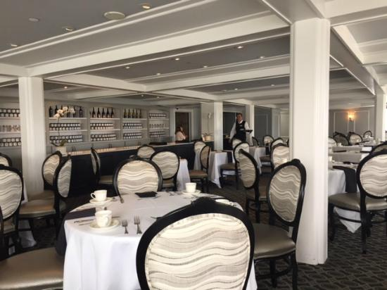 Queen Mary The Tea Room - Picture of The Queen Mary, Long Beach ...