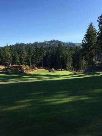 Bear Mountain Golf Resort - Valley Course: Lush & green