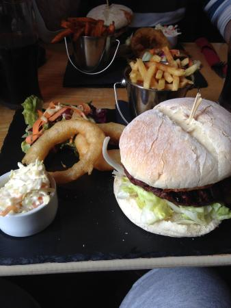 Bolton, UK: Food