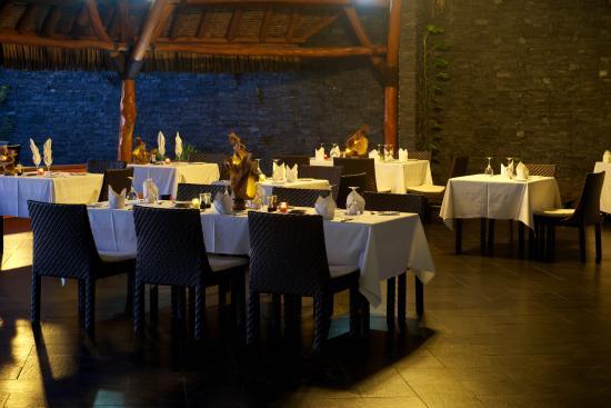 Restaurant Omai au Maitai Lapita Village Huahine